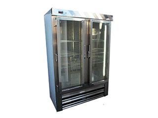 Armarios frigoríficos con puerta escaparate