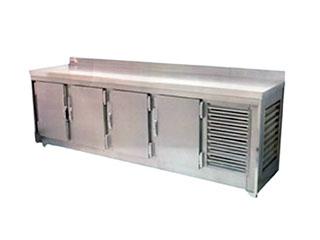 Bajos de mostrador frigoríficos
